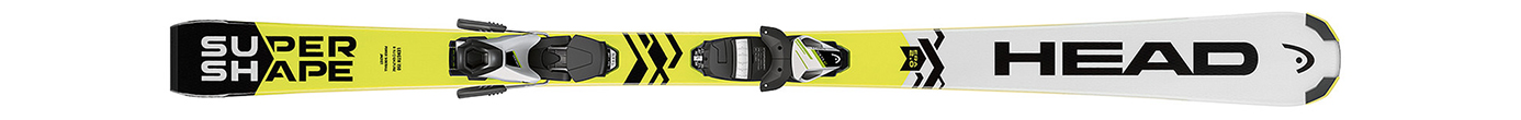 Supershape SLR 2 White/Yellow/Black + SLR 7.5 AC (130-160)